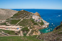 Berlenga Island - Portugal Stock Photos