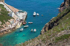 Berlenga Island - Portugal Royalty Free Stock Images