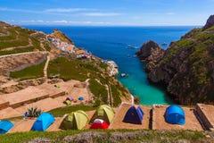 Berlenga island - Portugal Stock Photo