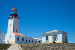 Berlenga Lighthouse Royalty Free Stock Images