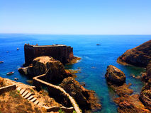 Berlengas, Portugal - 2016 Stock Image