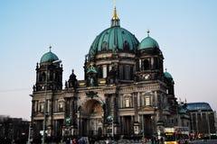 Berlińczyków Dom (Berlińska katedra) Obraz Stock