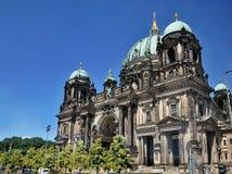 Berlińscy Dom Katedralni obraz royalty free