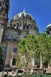 Berlińscy Dom Katedralni fotografia royalty free