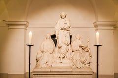Berlińska katedra Zdjęcia Stock