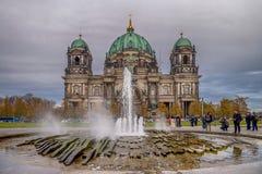 Berlińska Katedralna niemiec: Berlińczyków Dom Zdjęcie Stock