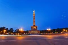 Berlińska zwycięstwo kolumna Zdjęcie Stock