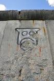 Berliński Ścienny obraz Zdjęcie Royalty Free