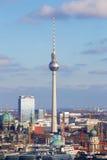 Berliński Mitte Obrazy Stock