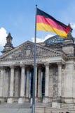 Berliński parlament Zdjęcie Royalty Free