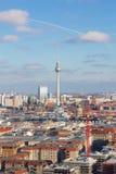 Berliński pejzaż miejski Zdjęcie Stock