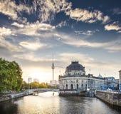 Berliński ranek fotografia stock