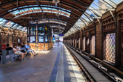 Berliński S-Bahn Obraz Stock