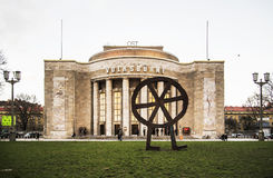 Berliński teatr Obrazy Stock
