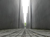 Berliński zabytek holokaust zdjęcia stock