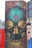 Berlińskiej ściany element Fotografia Royalty Free