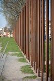 Berlińskiej ściany pomnik Obrazy Royalty Free