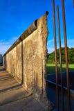 Berlińskiej ściany pomnik w Niemcy Zdjęcia Stock