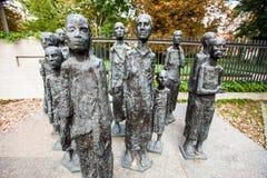 Berli,德国-犹太纪念品 免版税库存图片
