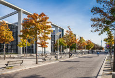 Berli, Germania - servizi governativi moderni Fotografie Stock Libere da Diritti