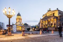 Berlin, Germany - Gendarmenmarkt Royalty Free Stock Images