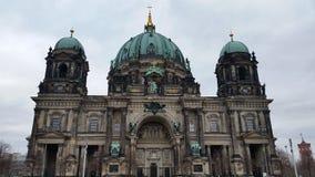 Berlińska architektura Zdjęcie Royalty Free