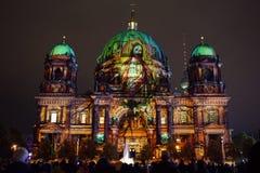 Berlińska katedra Zdjęcia Royalty Free