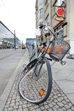 Berlińska ulica Zdjęcie Stock