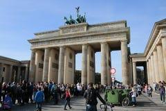 Berliński maraton Zdjęcie Royalty Free