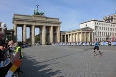 Berliński maraton Obraz Stock