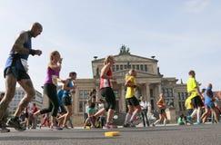 Berliński maraton Obrazy Royalty Free