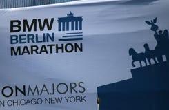 Berliński maraton Obrazy Stock