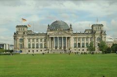 Berliński reichstag Fotografia Stock