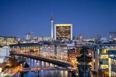 Berlijn. stock afbeelding