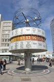 BERLIJN - ALEXANDER PLATZ Stock Foto