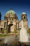 Berlijn Cahedral Stock Fotografie
