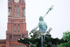 Berlijn Cityhall Royalty-vrije Stock Afbeelding
