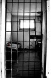 Berlijn - concentratiekamp Sachsenhausen Royalty-vrije Stock Afbeelding