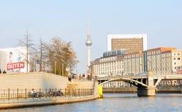 Berlijn, Duitsland Stock Foto