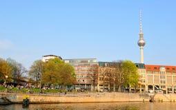 Berlijn, Duitsland Royalty-vrije Stock Foto