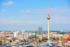 Berlijn Duitsland Royalty-vrije Stock Fotografie