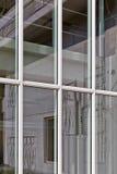 BERLIJN, DUITSLAND - JULI 2014: De voorgevel van Corbusier Haus was DE Stock Foto's