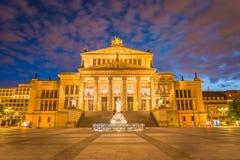 Berlijn, Gendarmenmarkt Royalty-vrije Stock Foto's