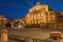 Berlijn, Gendarmenmarkt Royalty-vrije Stock Afbeelding