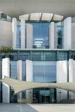 BERLIJN, GERMANY/EUROPE - 15 SEPTEMBER: De Federale Kanselarij Stock Afbeeldingen