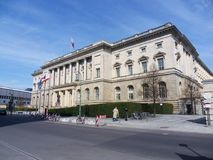 Berlijn - Huis van Afgevaardigden royalty-vrije stock foto's