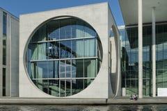 Berlijn marie-Elisabeth-Luders-Haus Stock Foto's