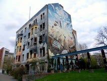 Berlijn - Tommy Haus royalty-vrije stock foto