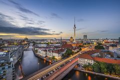 Berlim, Alemanha Imagem de Stock