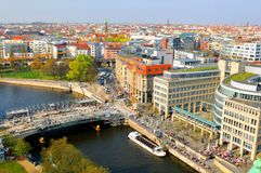 Berlim, Alemanha Imagens de Stock Royalty Free